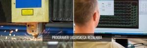 Programer laserskega rezalnika